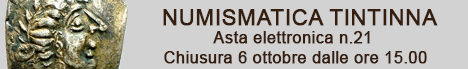 Banner Tintinna - Asta Elettronica 21