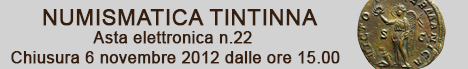 Banner Tintinna - Asta Elettronica 22