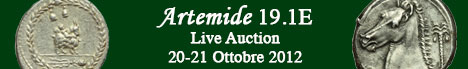 Banner Artemide Aste - Asta  19.1E