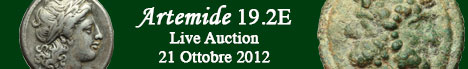 Banner Artemide Aste - Asta  19.2E