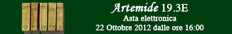 Banner Artemide Aste - Asta  19.3E