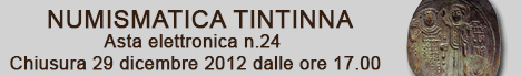 Banner Tintinna - Asta Elettronica 24