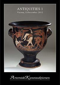 Copertina di: Antiquities 1