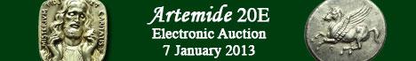 Banner Artemide Aste - Asta  20E
