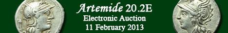 Banner Artemide Aste - Asta  20.2E