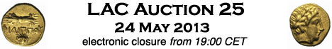 Banner LAC Auction 25