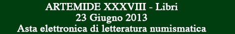 Banner Artemide Aste - Asta XXXVIII - Libri
