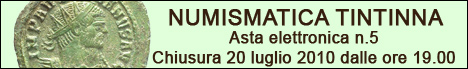Banner Tintinna - Asta Elettronica 5