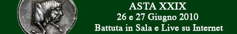 Banner Artemide Aste - Asta XXIX