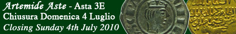Banner Artemide Aste - Asta 3E