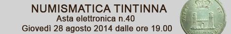 Banner Tintinna - Asta Elettronica 40