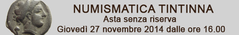 Banner Tintinna - Asta Elettronica Senza Riserva 2