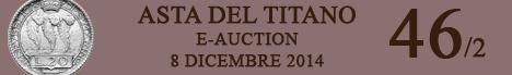 Banner Asta del Titano n. 46/2