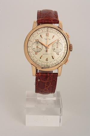 """VETTA chronograph, around 1955."""""""