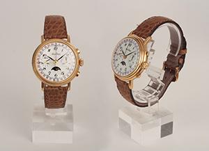 "LUCIEN ROCHAT chronograph, circa 1995"""