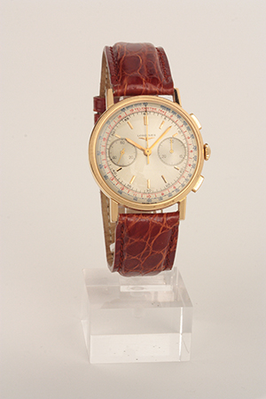 LONGINES chronograph, around 1958.""