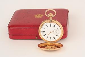 """HABER Type, around 1910. Pocket watch"""""""