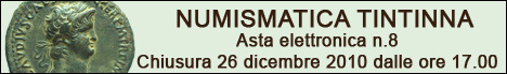 Banner Tintinna - Asta Elettronica 8
