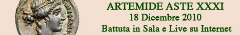 Banner Artemide Aste - Asta XXXI