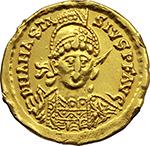 Immagine moneta diritto lotto 541