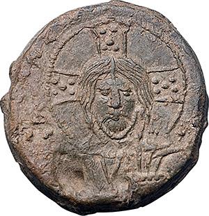 Basilio II Bulgaroktonos (976-1025). Sigillo.