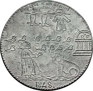 Medaglia 1848.