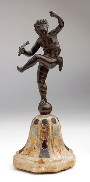 Satiro danzante attribuito al Giambologna (1529-1608).