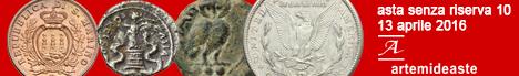 Banner Artemide - Asta numismatica senza riserva #10
