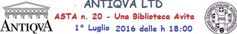 Banner ANTIQVA 20