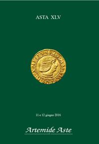 Banner Asta numismatica XLV