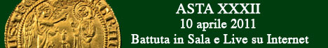 Banner Artemide Aste - Asta XXXII