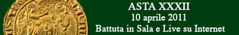 Banner Artemide Aste - Asta XXXII