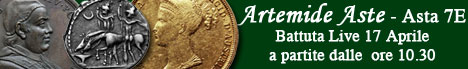 Banner Artemide Aste - Asta 7E