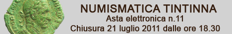 Banner Tintinna - Asta Elettronica 11