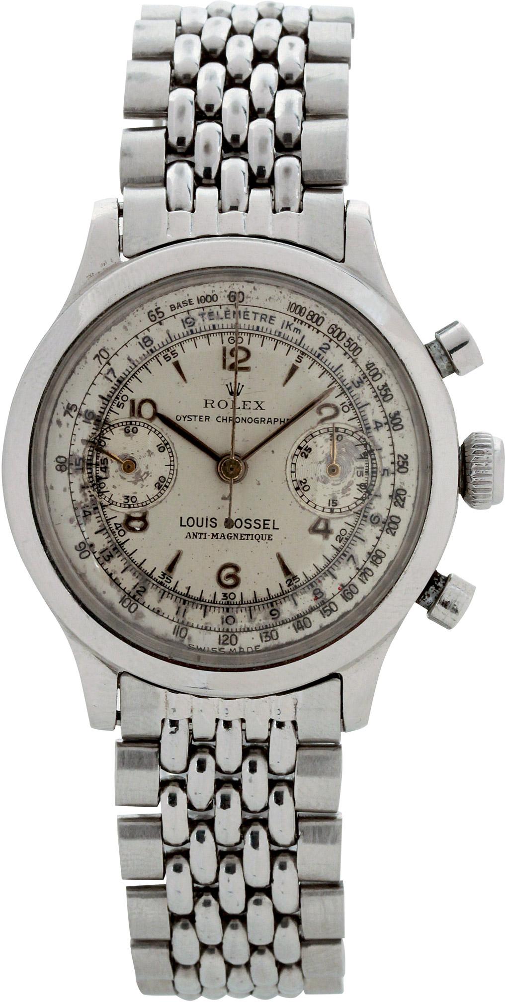 Cronografo Oyster pre-Daytona