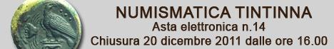 Banner Tintinna - Asta Elettronica 14