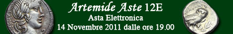 Banner Artemide Aste - Asta 12E