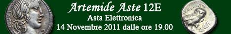 Banner Artemide Aste - Asta 12E
