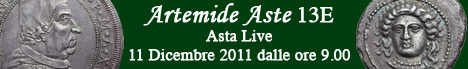 Banner Artemide Aste - Asta  13E