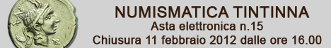 Banner Tintinna - Asta Elettronica 15