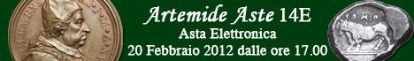 Banner Artemide Aste - Asta  14E