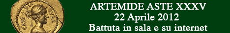 Banner Artemide Aste - Asta  XXXV