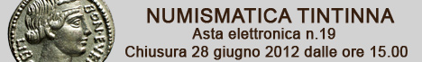 Banner Tintinna - Asta Elettronica 19