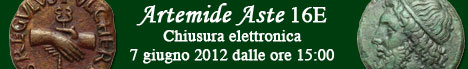 Banner Artemide Aste - Asta  16E