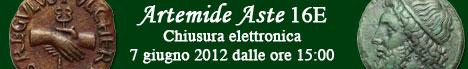 Banner Artemide Aste - Asta  16E