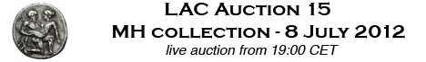 Banner LAC Auction 15