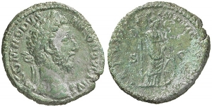 Commodo (177-192) Asse. EURO 100