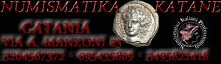 Arte Antica Katane - Numismatica Katane