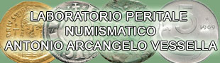 Laboratorio Peritale Numismatico Antonio Arcangelo Vessella