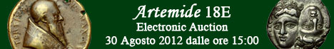Banner Artemide - Asta  18E